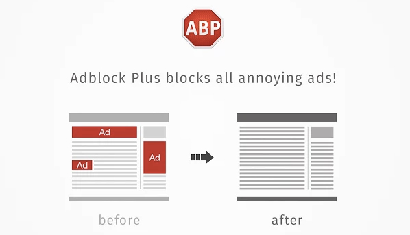 「Adblock Plus」